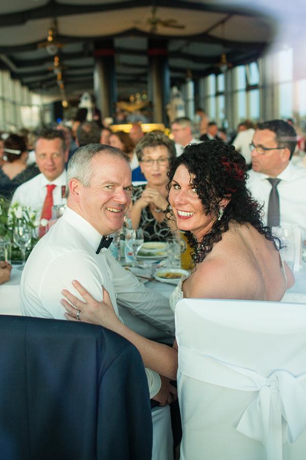 Brautpaar panoramacafe dömitz n und t